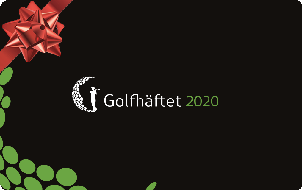 Product Golfhäftet 2020 Digital