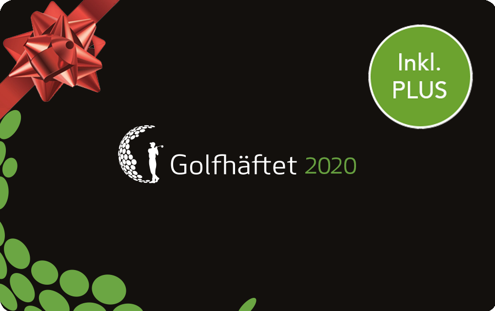 Product Golfhäftet 2020 inkl. PLUS (Digitalt, ej plastkort)
